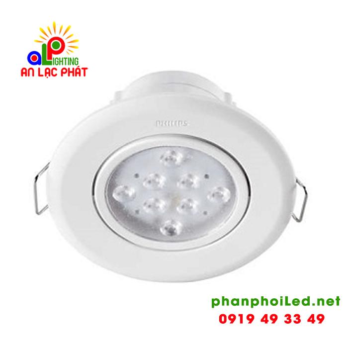 Bộ đèn LED chiếu điểm Philips 47030/47031/47032 3W