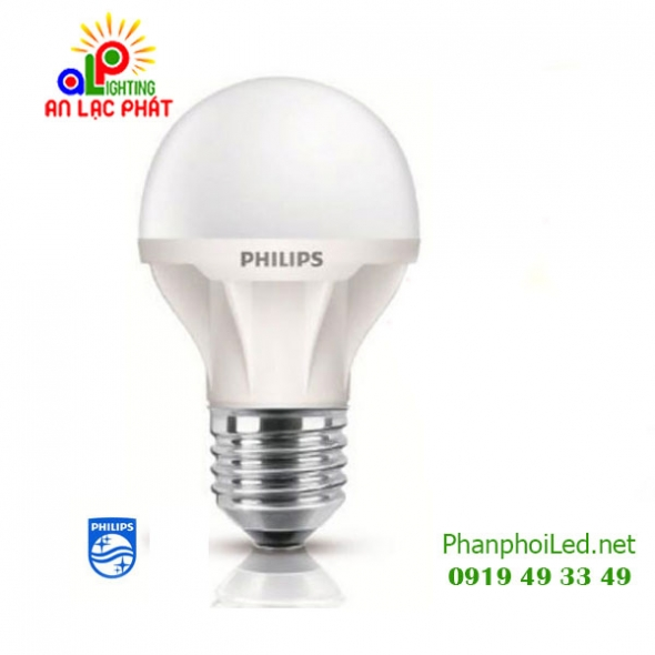 Bóng đèn LED bulb Ecobright 5W Philips