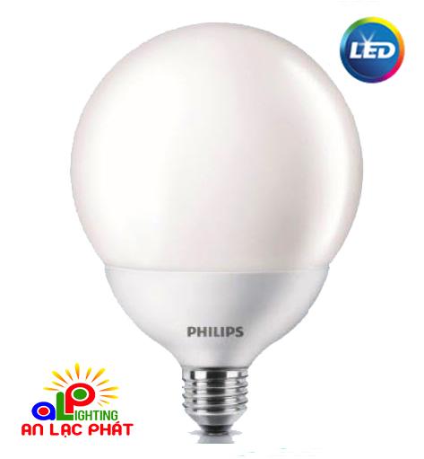 Bóng đèn LED Globe 10.5W G120 6500K/3000K E27 Dạng Cầu