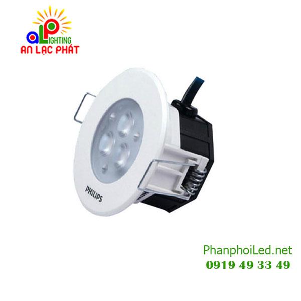 Đèn Led chiếu điểm âm trần RS013B 4000K Philips