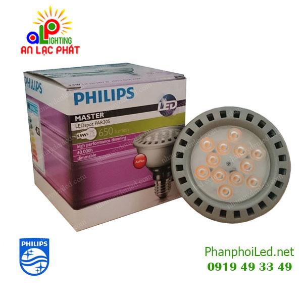 Đèn Led chiếu điểm Master PAR30S Dim Philips