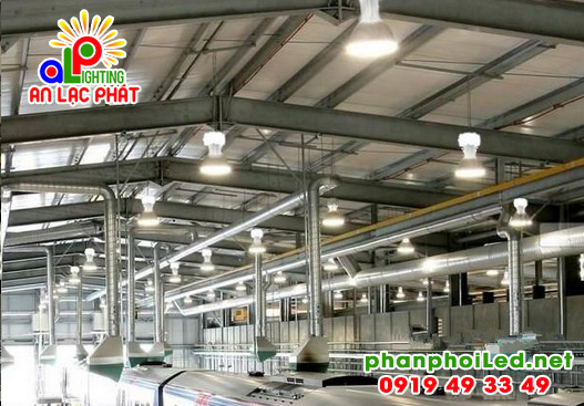 Đèn LED nhà xưởng Philips 30W, đèn chiếu sáng nhà xưởng tiết kiệm