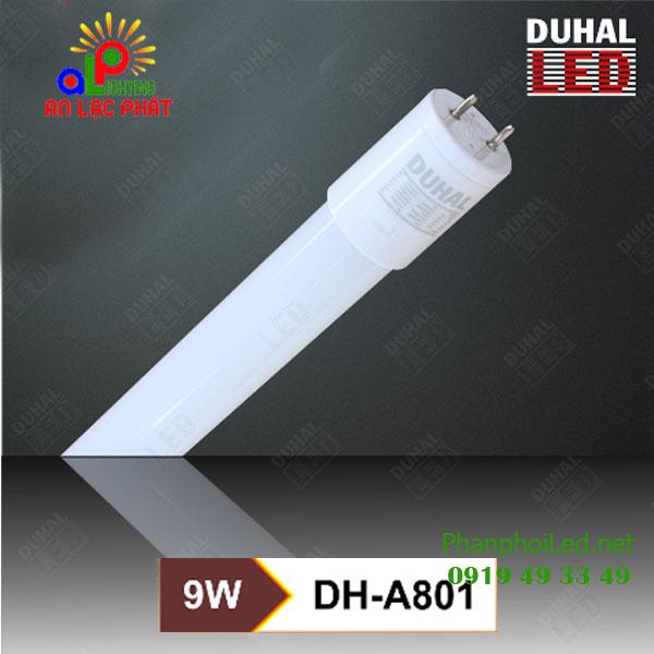 Đèn Led Tuýp DUHAL 0M6 DH-A801