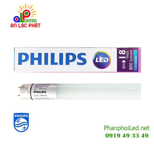 Đèn tuýp EcoFit LED tube 600 mm philips