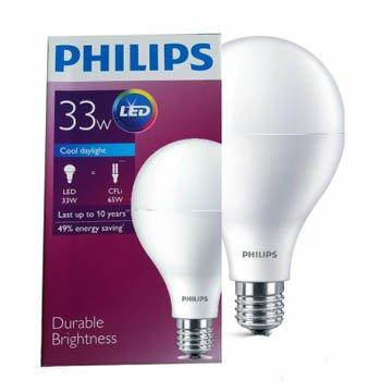 Bóng đèn Led Philips tròn Hilumen vận hành 24/7 kể cả khi điện áp 90V