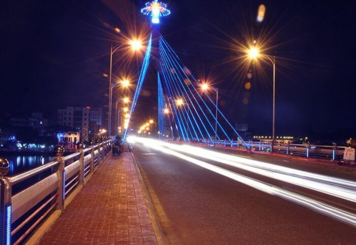 đèn led chiếu sáng đường phố Paragon
