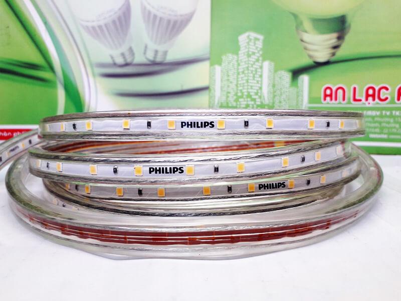 Đèn Led dây 31086 và 31087 Philips tạo nét đặc trưng cho ngôi nhà