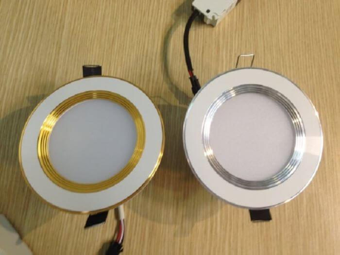 Các loại đèn led Duhal thực tế