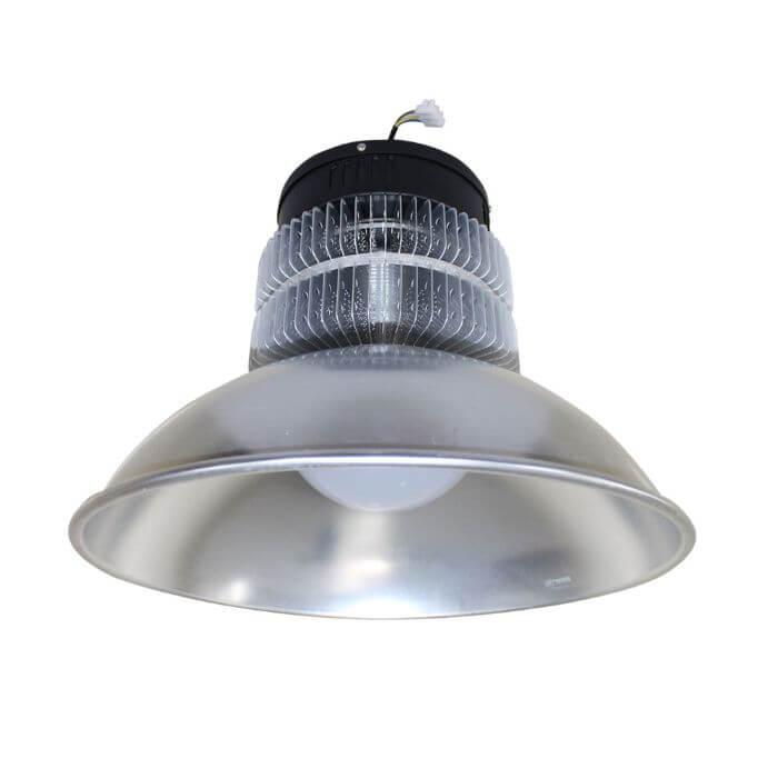 Đèn led nhà xưởng Duhal phát ra ánh sáng dịu nhẹ, không chói mắt
