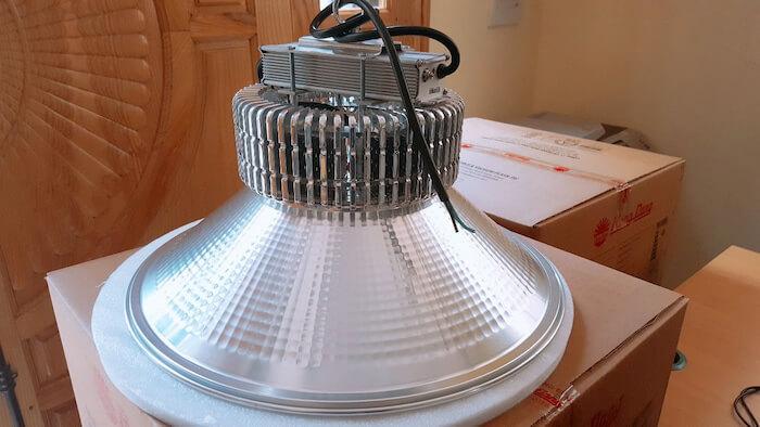 Đèn led nhà xưởng của Rạng Đông là thiết bị chiếu sáng nhà xưởng hoàn hảo