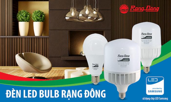 Thương hiệu Rạng Đông tiên phong trong lĩnh vực cung cấp những sản phẩm, hệ thống và giải pháp chiếu sáng xanh