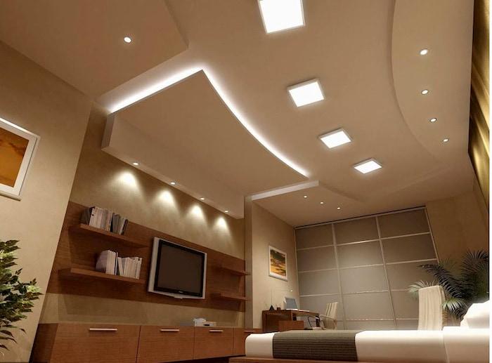 Đèn led Rạng Đông được sử dụng cho nhiều không gian khác nhau