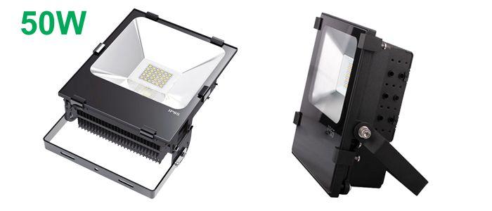 Đèn led pha Philips được sản xuất bằng công nghệ hiện đại