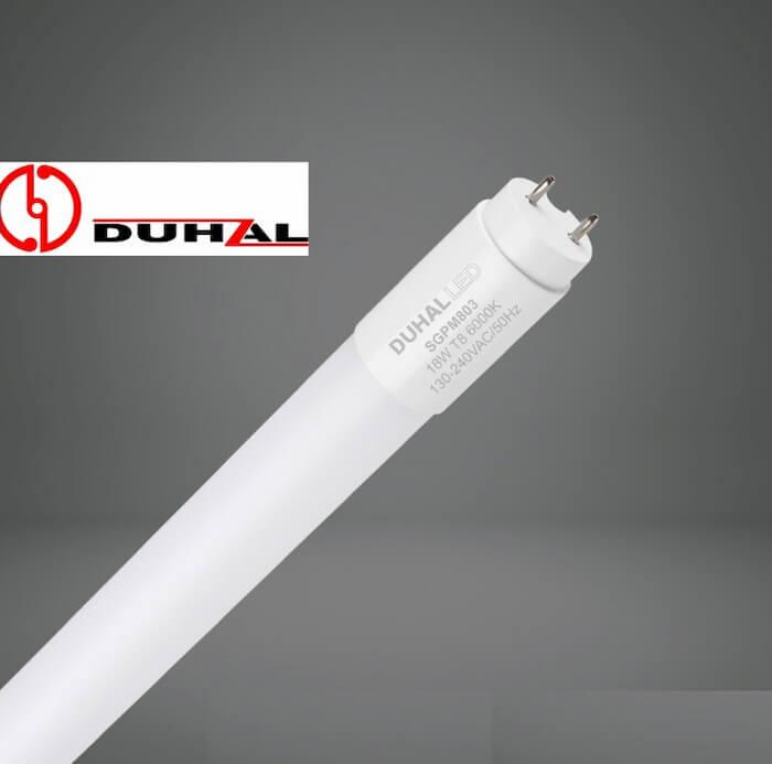 Đèn tuýp led mang thương hiệu Duhal chuyên sản xuất đèn led của Việt Nam