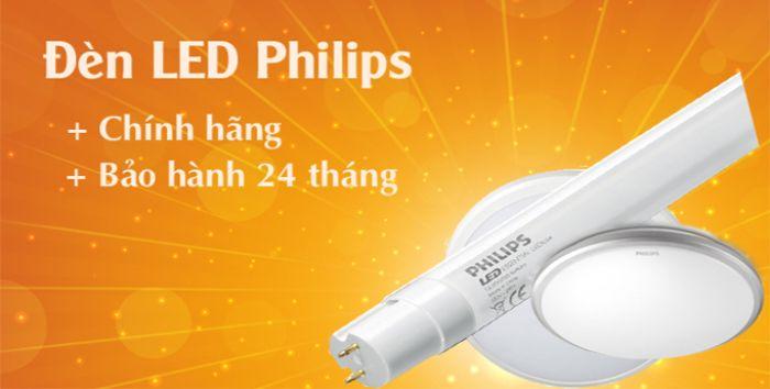 Bảng giá bóng đèn led Philips sẽ phụ thuộc vào nhiều yếu tố