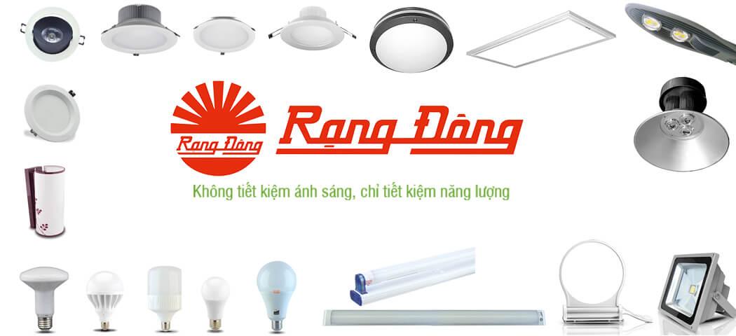 Rạng Đông đang có vô vàn những sản phẩm đèn led khác nhau