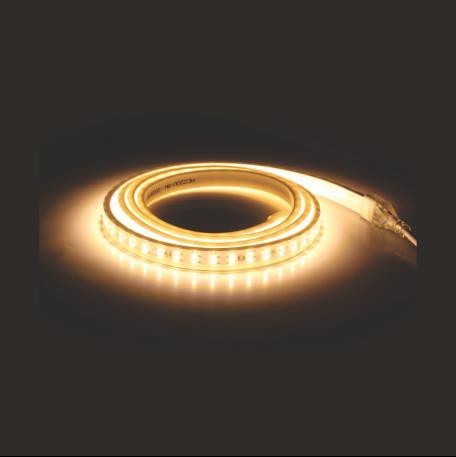 Đèn led dây ánh sáng vàng Duhal cho không gian thêm lung linh