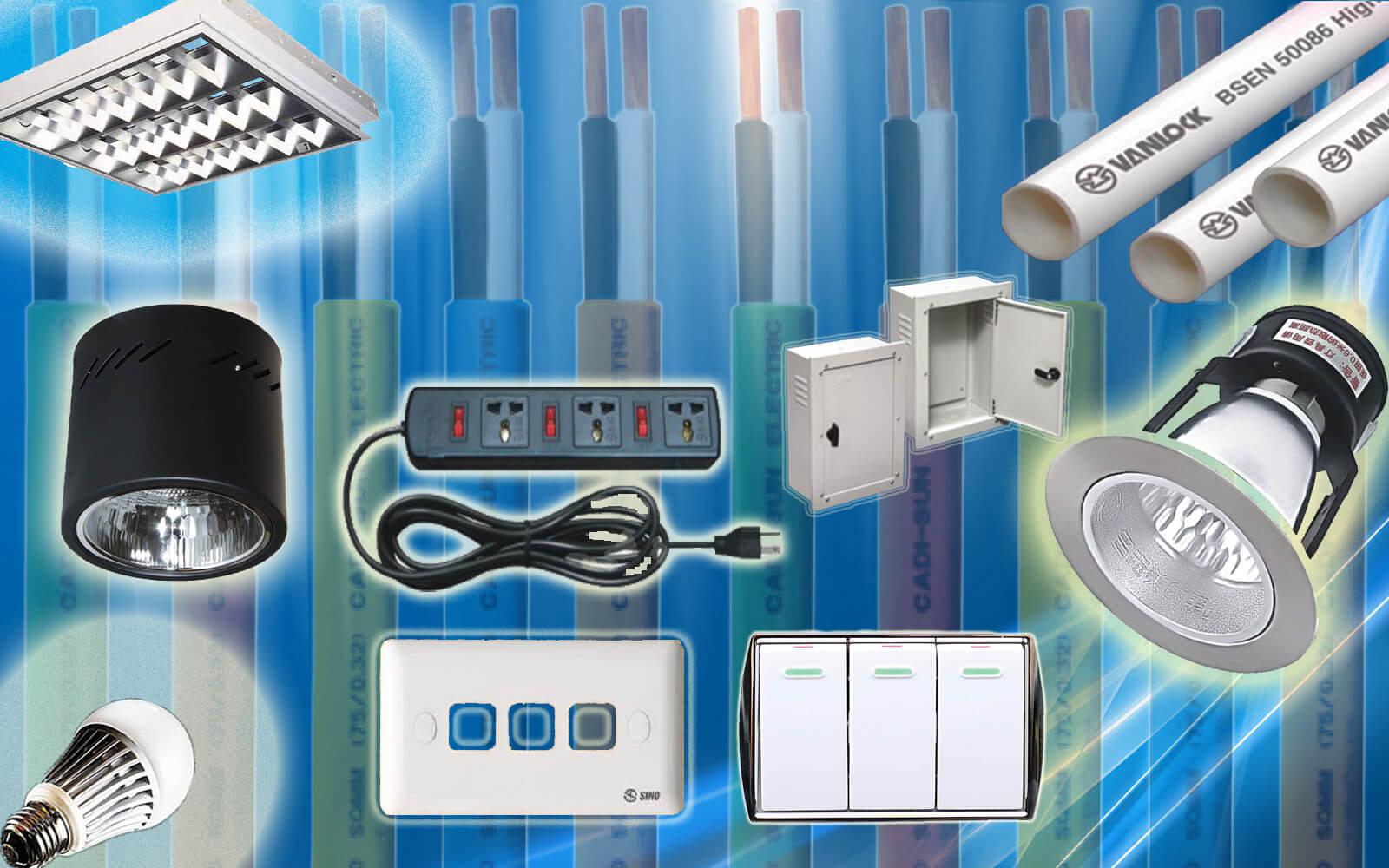 Nhà cung cấp thiết bị điện dân dụng uy tín An Lạc Phát