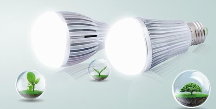 Ánh sáng mà đèn led mang lại chuẩn hơn so với các loại đèn khác