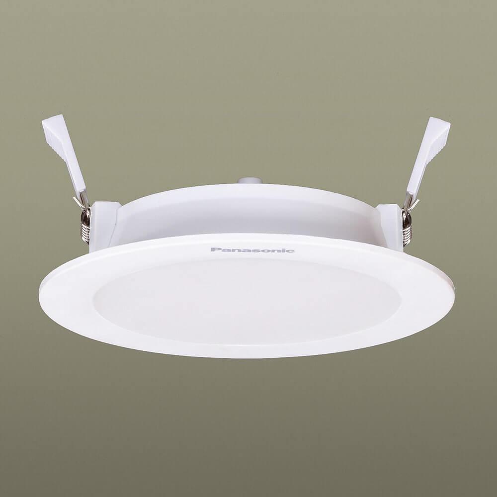 Bật mí một số ưu điểm của đèn led âm trần Panasonic 12w