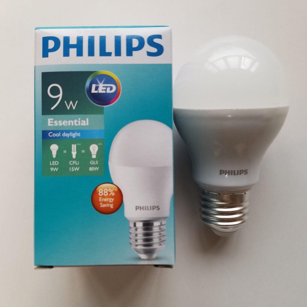 Nên mua bóng đèn led Philips 9W ở đâu uy tín?