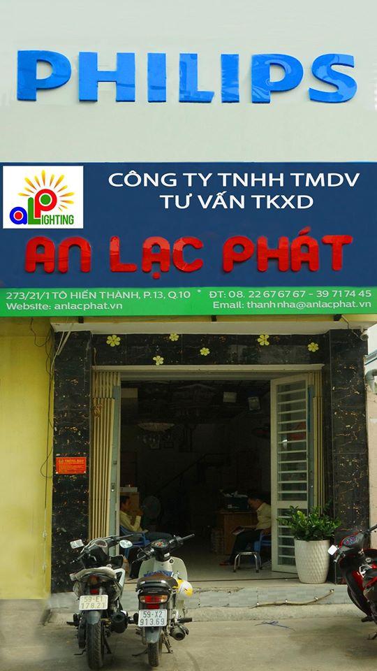 Nhà Phân phối Đèn LED - Thiết Bị Điện chính hãng trên Toàn quốc - An Lạc Phát