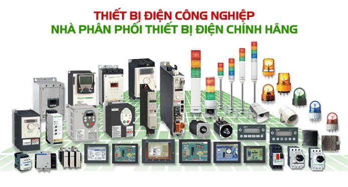 Có rất nhiều loại thiết bị điện công nghiệp được sử dụng phổ biến