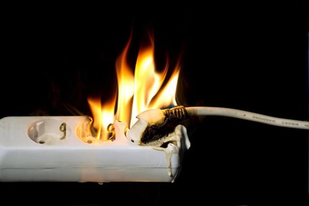 Dùng thiết bị điện kém chất lượng sẽ gây ra nhiều tác hại