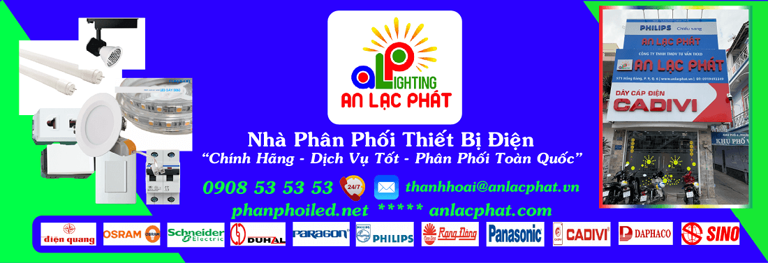 banner nhà phân phối thiết bị điện An Lạc Phát chính hãng